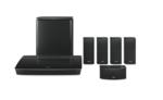 Bose Lifestyle 600 home cinema system Zwart - MET €400,- CASHBACK