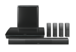 Bose Lifestyle 650 home entertainment system Zwart - MET €500 CASHBACK