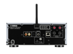 Yamaha MCR-N570D Zwart
