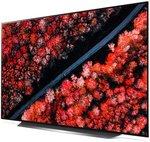 LG OLED65C9PLA Zwart - NU MET €200,- CASHBACK