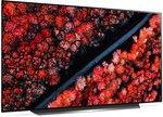 OUTLET MODEL LG OLED55C9PLA Zwart - NU MET €100 CASHBACK