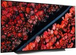 OUTLET MODEL LG OLED65C9PLA Zwart - NU MET €200,- CASHBACK