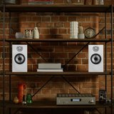 Bowers & Wilkins 607 S2 ANNIVERSARY EDITION (Wit)_