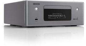 Denon RCD-N10 grijs