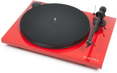 Pro-ject Essential II DIGITAL (ROOD)