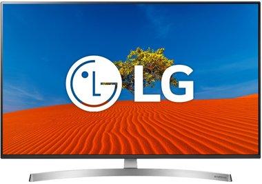 LG 65SK8500PLA Zwart