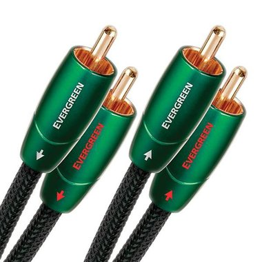 AudioQuest Evergreen RCA/RCA 1,5 meter