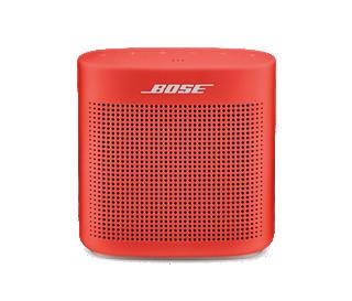 BOSE  SoundLink Color Bluetooth® speaker II - coral red