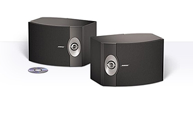 Bose 301® Direct/Reflecting®-luidspreker SET