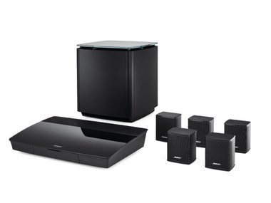 Bose Lifestyle 550 home entertainment system - MET €100,- CASHBACK