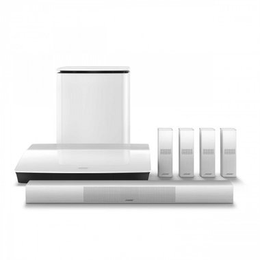 Bose Lifestyle 650 home entertainment system Wit - MET €500 CASHBACK