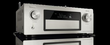 Denon AVR-X 4400H zilver