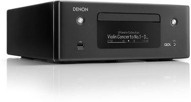 Denon RCD-N10 zwart
