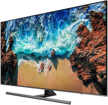 Samsung UE49NU8070 Zwart