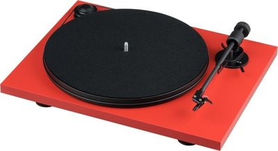 Pro-ject Primary E (rood of zwart)