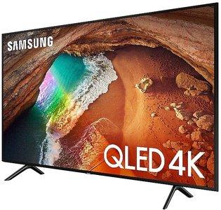 Samsung QLED QE75Q60R Zwart