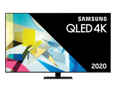 Samsung QE65Q80T - MET €200 CASHBACK