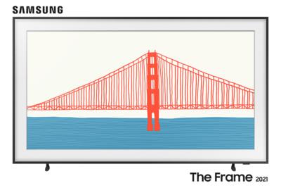 Samsung QE55LS03A The Frame (2021)