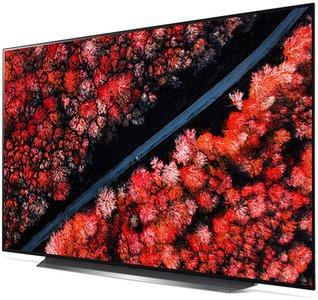 LG OLED55C9PLA Zwart